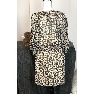 Express Dresses - Express Chiffon 3/4 sleeve dress Medium